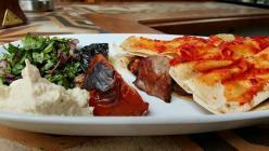 Lunch Break Package 1 (Mezze)